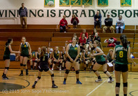 6462 JV Volleyball v Crosspoint 102315