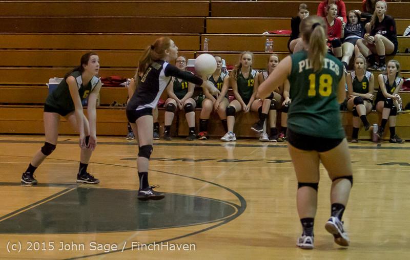 6470 JV Volleyball v Crosspoint 102315