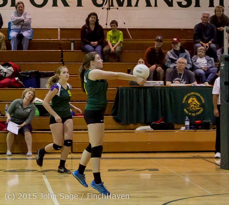 6476 JV Volleyball v Crosspoint 102315