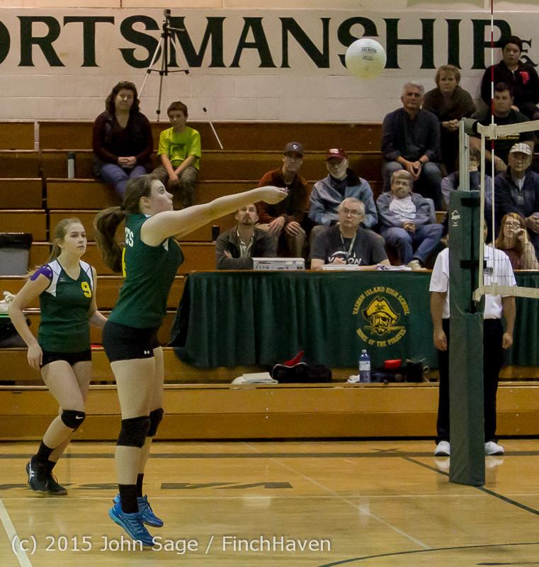 6477 JV Volleyball v Crosspoint 102315