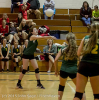 6503 JV Volleyball v Crosspoint 102315