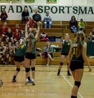 6509 JV Volleyball v Crosspoint 102315