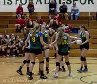 6519 JV Volleyball v Crosspoint 102315