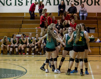 6539 JV Volleyball v Crosspoint 102315