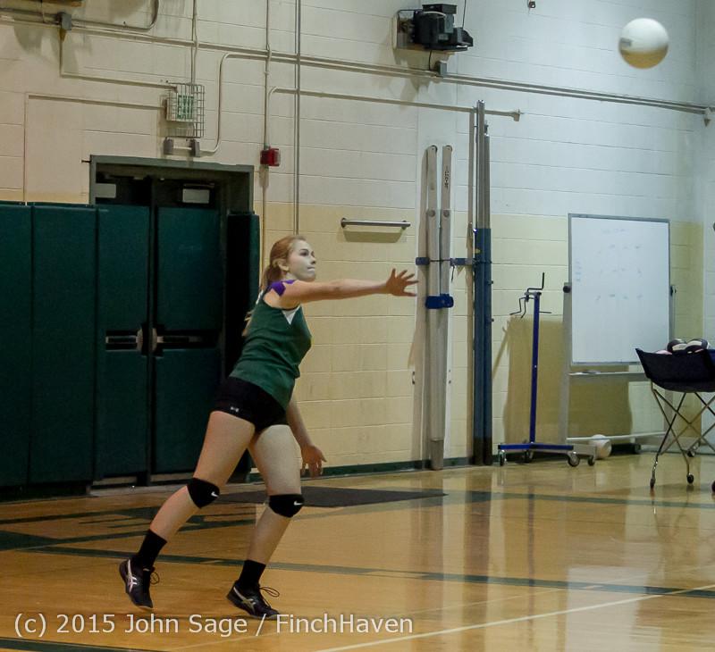 6547 JV Volleyball v Crosspoint 102315