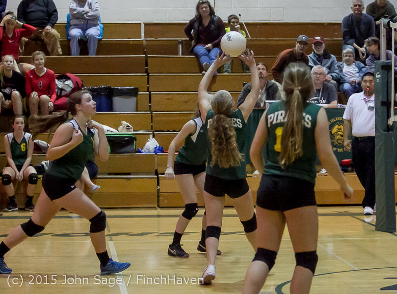 6551 JV Volleyball v Crosspoint 102315