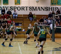 6554 JV Volleyball v Crosspoint 102315