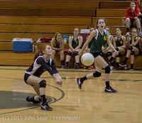6567 JV Volleyball v Crosspoint 102315