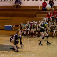 6569 JV Volleyball v Crosspoint 102315
