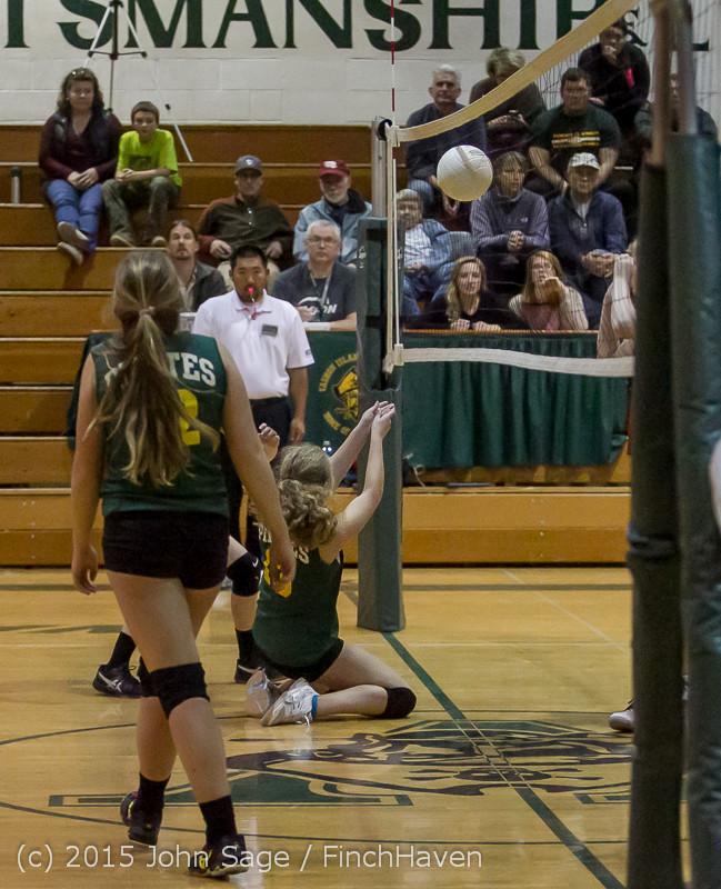 6578 JV Volleyball v Crosspoint 102315