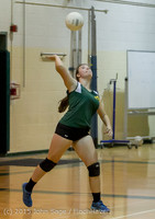 6603 JV Volleyball v Crosspoint 102315