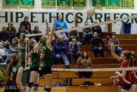 6607 JV Volleyball v Crosspoint 102315
