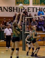 6611 JV Volleyball v Crosspoint 102315