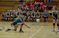 6622 JV Volleyball v Crosspoint 102315
