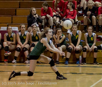 6628 JV Volleyball v Crosspoint 102315