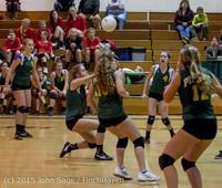 6633 JV Volleyball v Crosspoint 102315