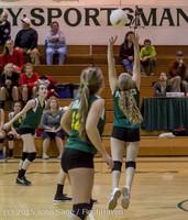 6639 JV Volleyball v Crosspoint 102315