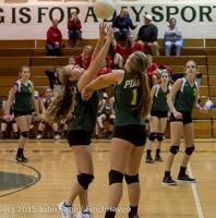6656 JV Volleyball v Crosspoint 102315
