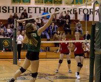 6663 JV Volleyball v Crosspoint 102315