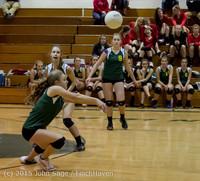 6683 JV Volleyball v Crosspoint 102315