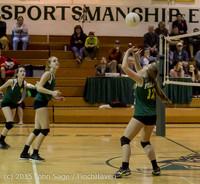 6687 JV Volleyball v Crosspoint 102315
