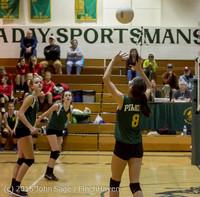 6715 JV Volleyball v Crosspoint 102315