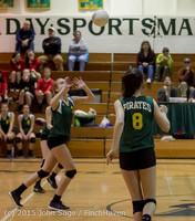 6719 JV Volleyball v Crosspoint 102315