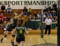 6720 JV Volleyball v Crosspoint 102315