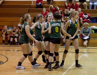 6731 JV Volleyball v Crosspoint 102315