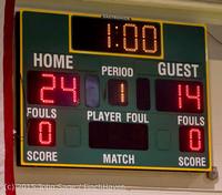 6746 JV Volleyball v Crosspoint 102315