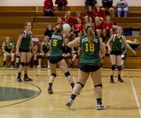 6754 JV Volleyball v Crosspoint 102315