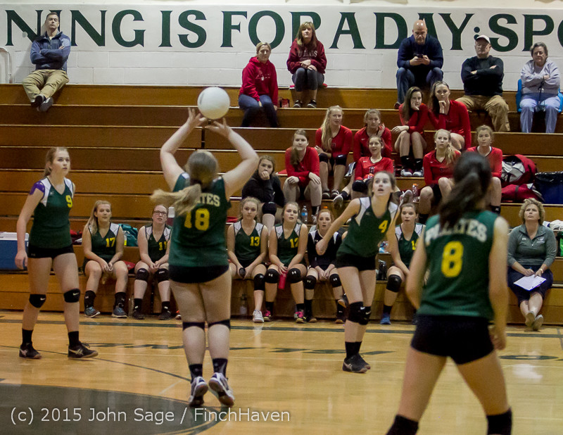6759 JV Volleyball v Crosspoint 102315