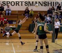 6764 JV Volleyball v Crosspoint 102315