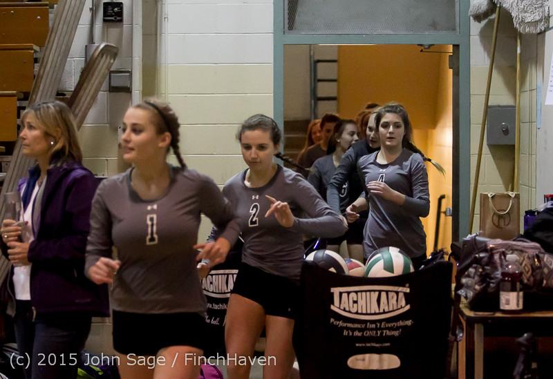 6827 Varsity Volleyball v Crosspoint 102315