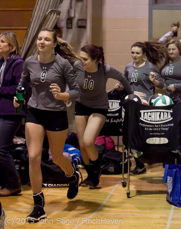 6847 Varsity Volleyball v Crosspoint 102315