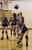 7068 Varsity Volleyball v Crosspoint 102315