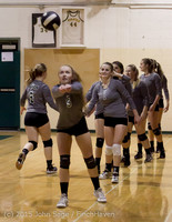 7079 Varsity Volleyball v Crosspoint 102315