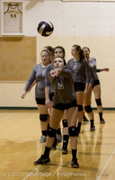 7089 Varsity Volleyball v Crosspoint 102315