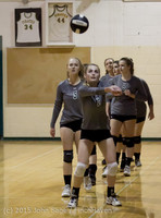 7120 Varsity Volleyball v Crosspoint 102315