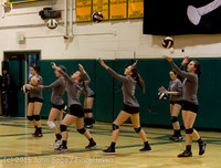 7169 Varsity Volleyball v Crosspoint 102315