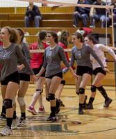 7215 Varsity Volleyball v Crosspoint 102315