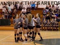 7240 Varsity Volleyball v Crosspoint 102315