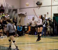 7249 Varsity Volleyball v Crosspoint 102315