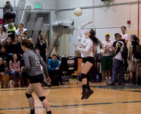 7261 Varsity Volleyball v Crosspoint 102315