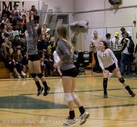 7267 Varsity Volleyball v Crosspoint 102315