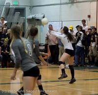 7271 Varsity Volleyball v Crosspoint 102315