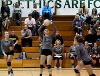 7280 Varsity Volleyball v Crosspoint 102315