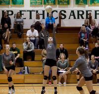 7281 Varsity Volleyball v Crosspoint 102315