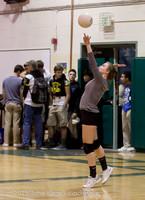7294 Varsity Volleyball v Crosspoint 102315