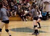 7318 Varsity Volleyball v Crosspoint 102315